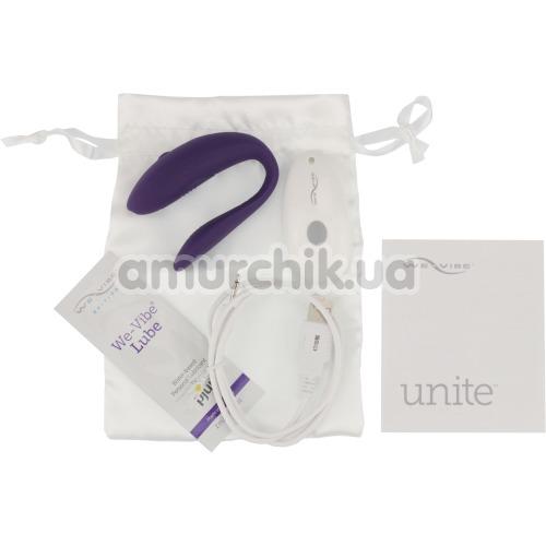 Вибратор We-Vibe Unite 2 Purple (ви вайб юнайт фиолетовый)