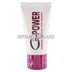 Купить Возбуждающий крем G-power Orgasm Creme For Women, 30 мл