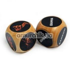 Секс-игра кубики с позами камасутры - Фото №1