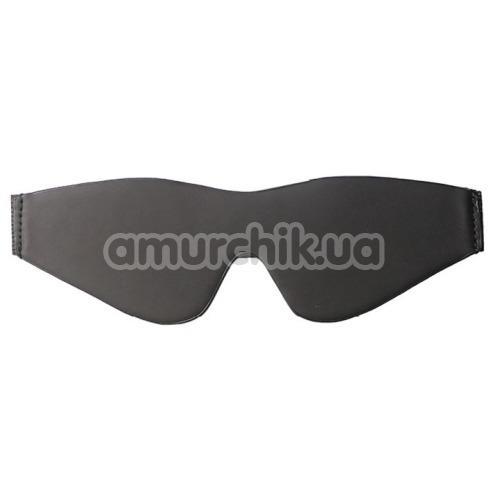 Маска на глаза Blaze Luxury Fetish Blindfold, черная