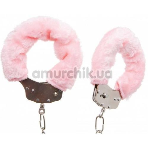 Поножи Loveshop Ankle Cuffs, розовые