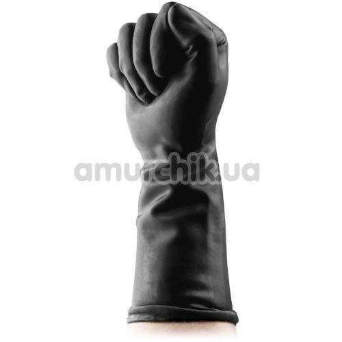 Перчатки для фистинга Buttr Gauntlets Fisting Gloves, черные - Фото №1