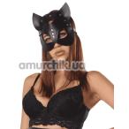 Маска Кошки GYQ ABX2442, черная - Фото №1