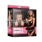 Секс-кукла Lovetoy Horny Boobie Doll Victoria LV153002 - Фото №1