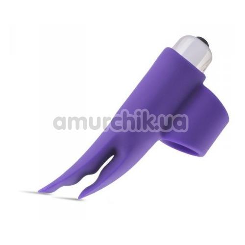 Вибронапалечник Finger Fan Morse, фиолетовый