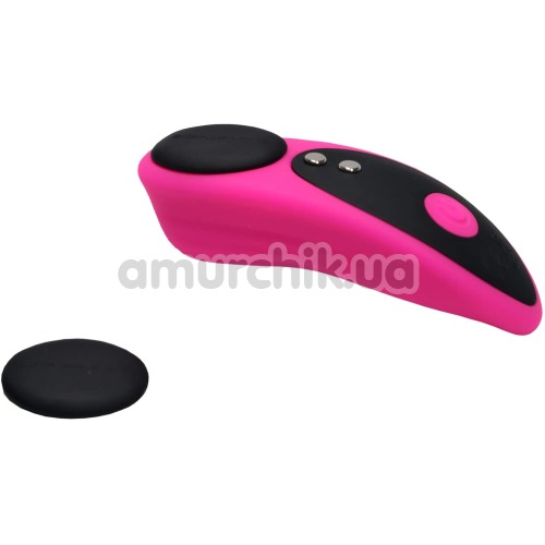 Клиторальный вибратор Lovense Ferri, розовый