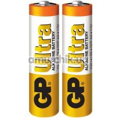 Батарейки GP Ultra АА, 2 шт - Фото №1