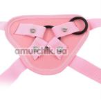 Трусики для страпона Egzo 461170, розовые - Фото №1