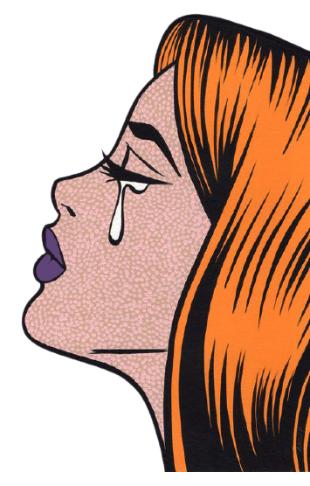 Слезы во время оргазма - нормальная реакция