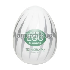 Мастурбатор Tenga Egg Thunder Гром