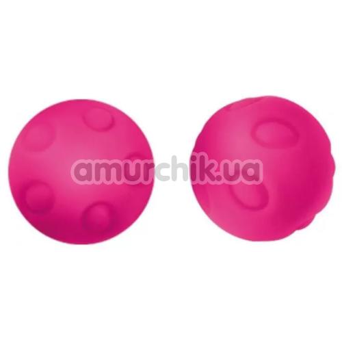 Вагинальные шарики Lush Ivy, розовые - Фото №1