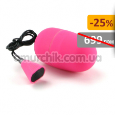 Купить Виброяйцо One Touch Wonder Egg, розовое
