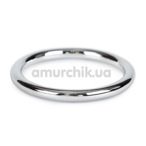 Набор эрекционных колец Unbendable Cock Ball Ring & Glans Ring Set, серебряный