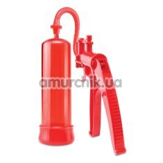 Помпа для увеличения пениса Pump Worx Deluxe Fire Pump - Фото №1