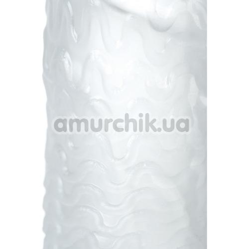 Мастурбатор A-Toys Pocket Wavy, белый