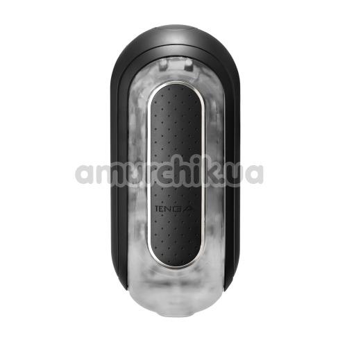 Мастурбатор Tenga Flip Zero Electronic Vibration, черный - Фото №1