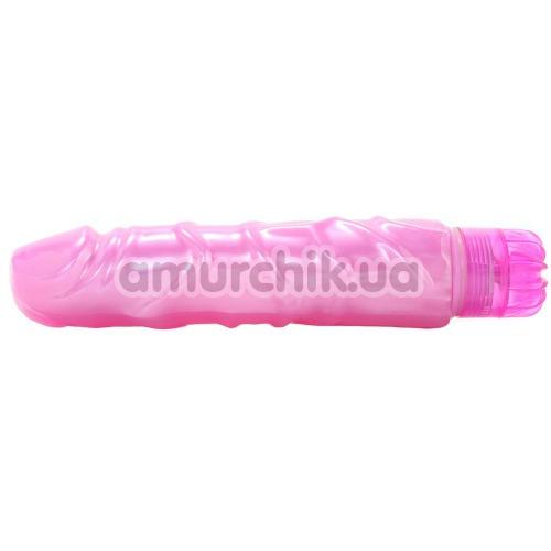 Вибратор Lollies Smartie, розовый