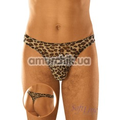 Трусы-стринги мужские Thong (модель 4461) - Фото №1