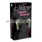 Украшения для сосков из разноцветных конфеток Candy Nipple Tassels - Фото №1