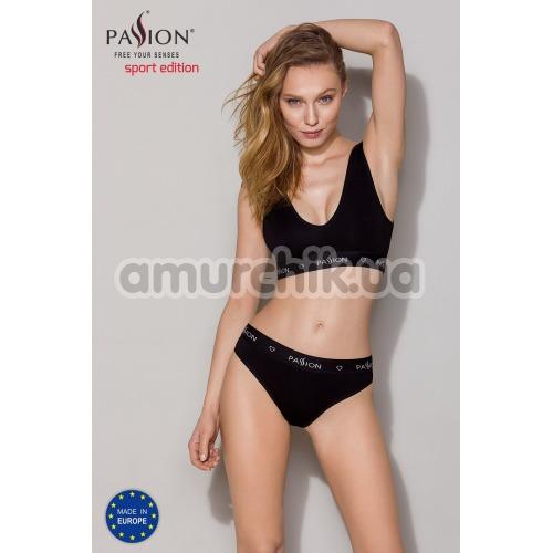 Трусики Passion PS004 Panties, черные
