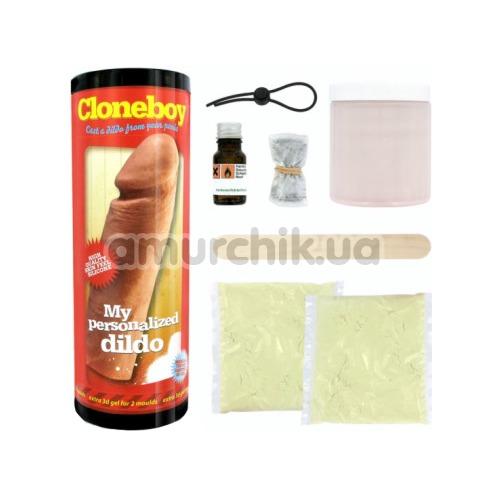 Набор для изготовления копии пениса Cloneboy My Personalized Dildo, телесный