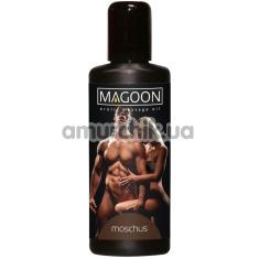 Массажное масло Moschus Massageol - мускус, 100 мл - Фото №1