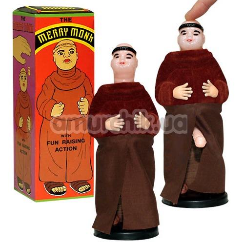 Игрушка-прикол The Merry Monk - Фото №1