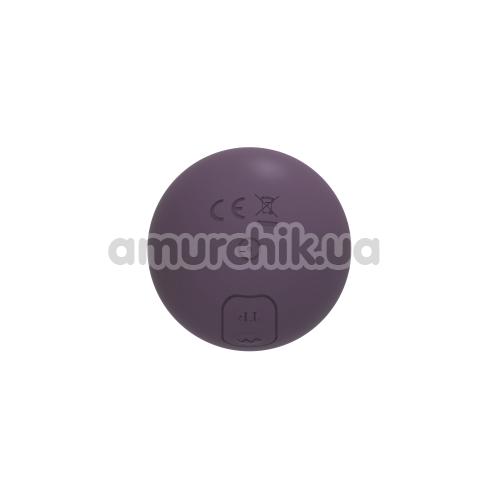 Клиторальный вибратор Royal Fantasies Saga, фиолетовый