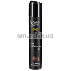 Массажное масло Plaisir Secret Paris Huile Massage Oil Chocolate - шоколад, 59 мл - Фото №1