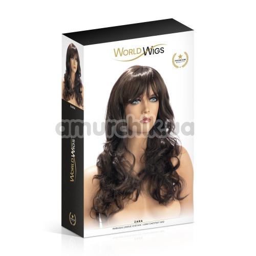 Парик World Wigs Zara, каштановый