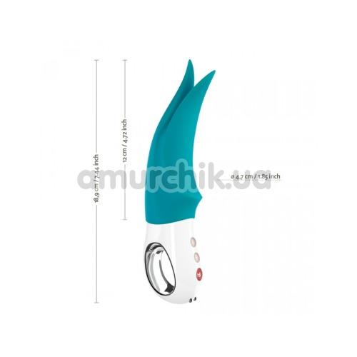 Вибратор Fun Factory Volta Vibrator, голубой