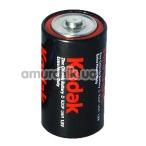 Батарейки Kodak Extra Heavy Duty C, 2 шт - Фото №1
