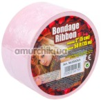 Бондажная лента sLash Bondage Ribbon, светло-розовая - Фото №1