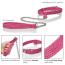 Ошейник с поводком Tickle Me Pink Collar with Leash, розовый - Фото №3