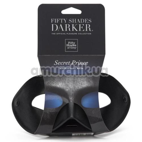 Маска Fifty Shades Darker Secret Prince Masquerade Mask, черная