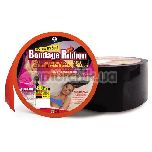 Бондажная пленка Bondage Ribbon, черная