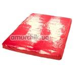 Лаковая простыня Orgy-Laken 200х230, красная - Фото №1