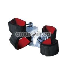 Бондажный набор 4 Fantasy Bondage Cuffs - Фото №1