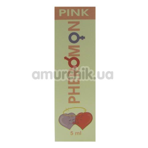 Духи с феромонами Mini Max Pink №1 - реплика Christian Dior J Adore , 5 мл для женщин