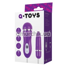 Виброяйцо A-Toys 761009, фиолетовое