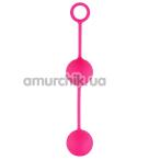 Вагинальные шарики Easy Toys Canon Balls, розовые - Фото №1