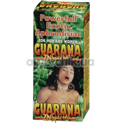 Стимулирующее средство Guarana Zn Special - Фото №1
