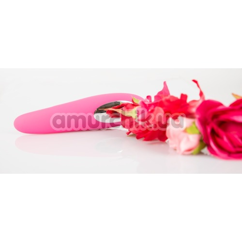 Клиторальный вибратор Smile Shaking Tongue, розовый