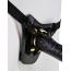 Страпон Fetish Fantasy Gold Designer Strap-On, черный - Фото №5