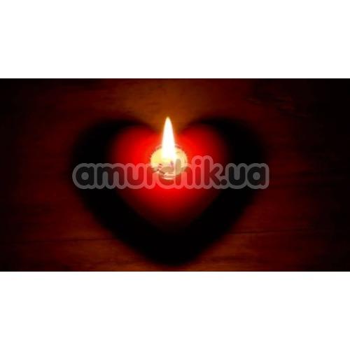 Набор из 2 свечей Floating Scenter Candle, красный