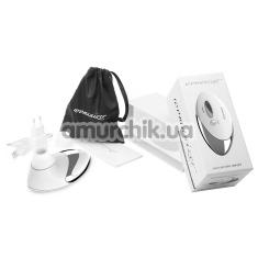 Симулятор орального секса для женщин Womanizer W500 Pro, белый