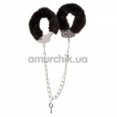 Поножи Loveshop Ankle Cuffs, черные - Фото №1