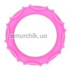 Эрекционное кольцо M-Mello Octopus Ring, розовое - Фото №1