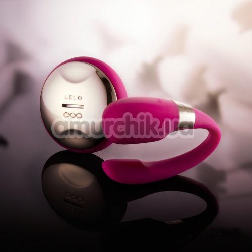 Вибратор Lelo Tiani 3 Cerise (Лело Тиани 3), розовый