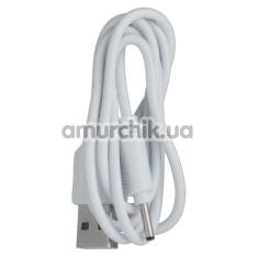 Зарядное устройство для игрушек Womanizer The Original Charging Cable W500, +Size, Pro40, белое - Фото №1